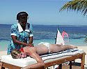 Massage - Matamanoa Island Resort