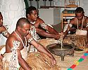 Kava ceremony - Matamanoa Island Resort