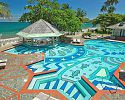 Swimming Pool - Sandals Halcyon Beach