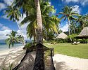 Beachfront Bure - Qamea Resort and Spa