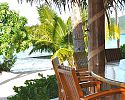 The Manuia Bar - Le Taha'a Island Resort & Spa