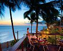 Sundowner Bar - Outrigger on the Lagoon, Fiji