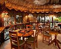 Dining Area - Thatch Caye Resort