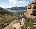 Wineglass Lookout Walk - Saffire Freycinet