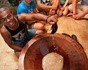 Kava ceremony - The Uprising Beach Resort