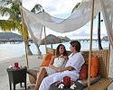 Romance on the beach - InterContinental Bora Bora Resort & Thalasso Spa