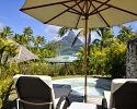 Private jacuzzi - InterContinental Bora Bora Resort & Thalasso Spa