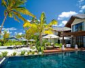 Presidential Beach Villa Accommodations - Constance Halaveli