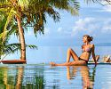Relax by the Pool - Nanuku Resort and Spa