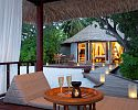 Beachfront Pool Villa - Lounge - Banyan Tree Maldives Vabbinfaru