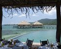 Pool-Side Dining - Song Saa Private Island