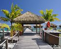Lagoon Overwater Bungalows - Royal Huahine