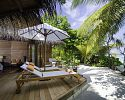 Beach Villas - Mirihi Island Resort