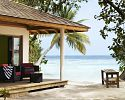 Jacuzzi Beach Villas - Vilamendhoo Island Resort and Spa