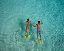 Swim in Paradise - InterContinental Bora Bora Resort & Thalasso Spa