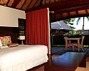King Garden Guest Room - Hilton Moorea Lagoon Resort & Spa