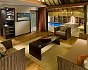 King Garden Pool Suite - Hilton Moorea Lagoon Resort & Spa