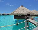 King Overwater Bungalow - Hilton Moorea Lagoon Resort & Spa