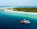 Getting Here - InterContinental Maldives Maamunagau Resort