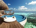 Private island spa at Full Moon Maldives - Sheraton Full Moon Maldives