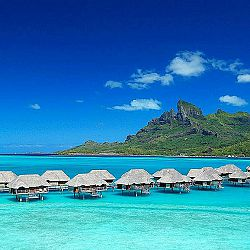 Best Honeymoon Resorts in Bora Bora