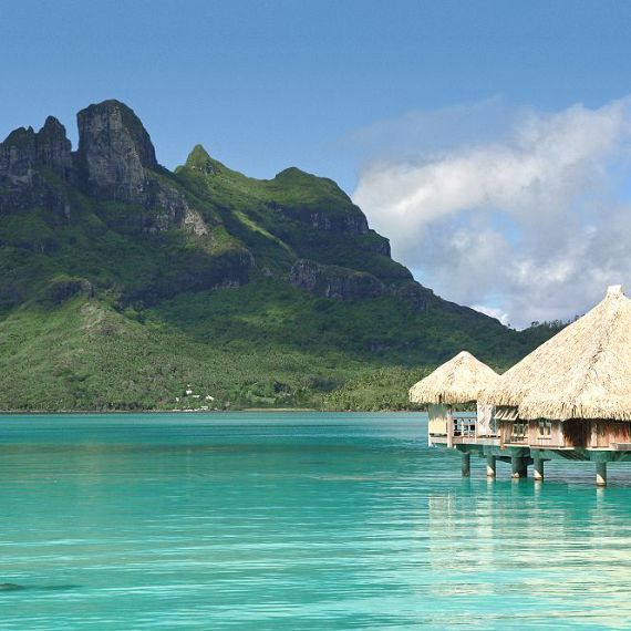 Bora Bora Honeymoon Ideas